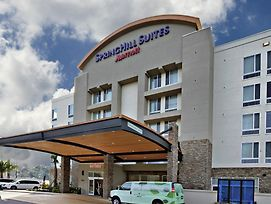 Springhill Suites By Marriott Lake Charles photos Exterior