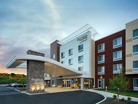 Fairfield Inn & Suites By Marriott Tacoma Dupont photos Exterior
