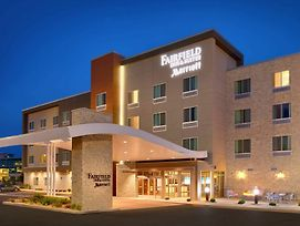 Fairfield Inn And Suites By Marriott Salt Lake City Midvale photos Exterior