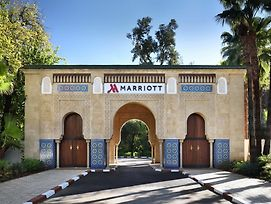 Fes Marriott Hotel Jnan Palace photos Exterior