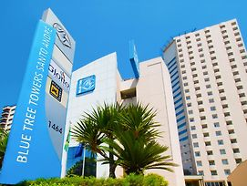 Blue Tree Towers All Suites Santo Andre photos Exterior