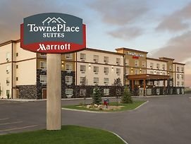 Towneplace Suites Red Deer photos Exterior