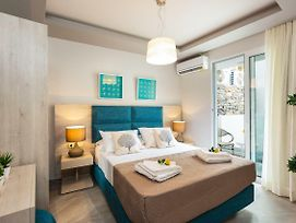 Junior Suite With Mountain View In Akrogiali Luxury Aparthotel photos Exterior