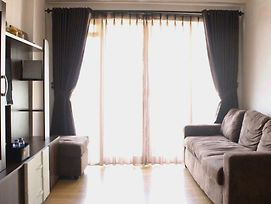 Homey 2Br Apartment At Gateway Pasteur Near Exit Toll By Travelio photos Exterior