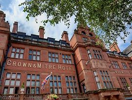 Crown & Mitre Hotel, Sure Hotel Collection By Best Western photos Exterior