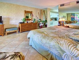 Studio Garden View Condo In Kaanapali Sleeps 4 Maui Kaanapali Villas #C152 photos Exterior