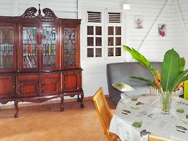 Villa With 2 Bedrooms In Pointe Noire With Wonderful Sea View Privat photos Exterior