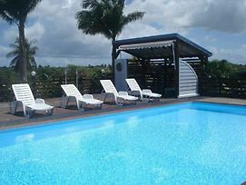 Property With 3 Bedrooms In Sainte Anne, With Pool Access, Enclosed Ga photos Exterior