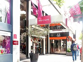 Mercure Angers Centre Gare photos Exterior