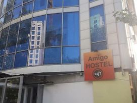 Amigo Hostel Almaty photos Exterior