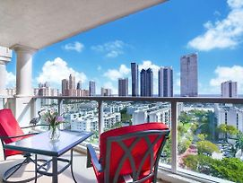 1, 2 And 3 Bedroom Ocean Condos With Balcony photos Exterior
