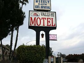 Valli Hi Motel photos Exterior
