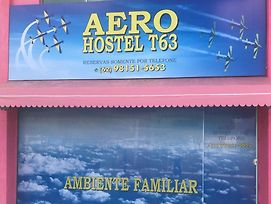 Aero Hostel T63 Ambiente Familiar photos Exterior
