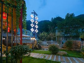 Lanxiang Boutique Homestay Forest Park Branch Zhangjiajie photos Exterior