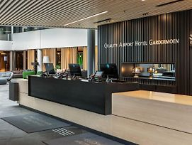 Quality Airport Hotel Gardermoen photos Exterior
