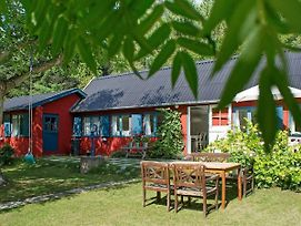 Three-Bedroom Holiday Home In Ronne 5 photos Exterior