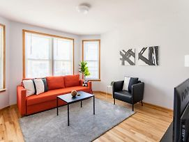 Cozy And Comfy Condo Near Wrigley | Cubs | Logan Square Hl1 photos Exterior