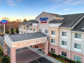 Fairfield Inn & Suites By Marriott Edison-South Plainfield photos Exterior
