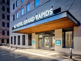 Ac Hotel Grand Rapids Downtown photos Exterior