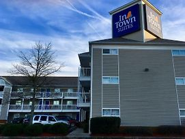 Intown Suites Extended Stay North Charleston Sc - Mazyck photos Exterior
