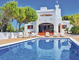 Holiday Home Cala Morell With Sea View 08 photos Exterior