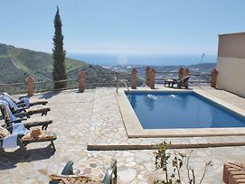Three-Bedroom Holiday Home Torrox With Sea View 08 photos Exterior