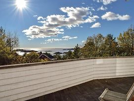 Five Bedroom Holiday Home In Arendal photos Exterior