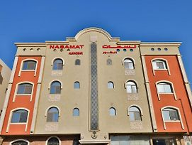Nasamat Al Khobar Apartment - Families Only photos Exterior