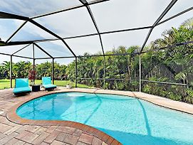 New Listing! Upscale Home W/ Caged Pool & Lanai Home photos Exterior