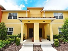 Well Appointed 4Bed Town Home At Paradise Palms Resort W Splash Pool 8891 Townhouse photos Exterior