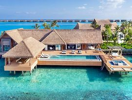 Waldorf Astoria Maldives Ithaafushi photos Exterior