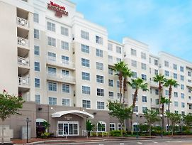 Residence Inn By Marriott Tampa Downtown photos Exterior