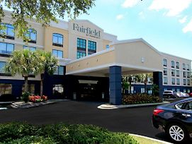 Fairfield Inn & Suites By Marriott Charleston Airport/Convention Center photos Exterior