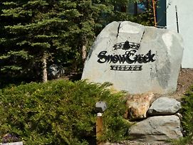 Snow Creek Village #48 By Bear Country photos Exterior