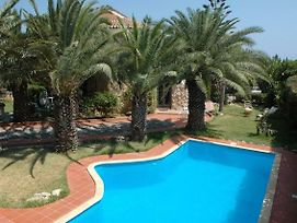 Villa Mallia With Pool Sea View - Wi, Fi photos Exterior