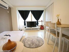 Best Deal, Monthly Stay Ok With Wifi, Studio Apartment, Tamachi Station Jr Yamanote Line!Km36 photos Exterior