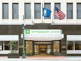Wyndham Garden Baronne Plaza New Orleans photos Exterior