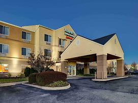 Fairfield Inn & Suites Potomac Mills Woodbridge photos Exterior