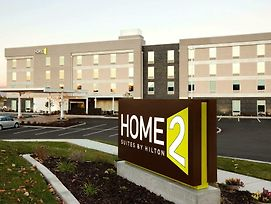 Home2 Suites By Hilton Salt Lake City/West Valley City, Ut photos Exterior