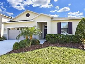 Lovely 4 Bed Pool Home At Crystal Cove Resort Mins To Disney 4704 Home photos Exterior