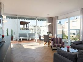 New Decoreted 2 Bed. Penthouse With Cool Balcony photos Exterior
