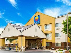 Comfort Inn & Suites Orem Near University photos Exterior