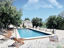Five Bedroom Holiday Home In Bonnieux photos Exterior