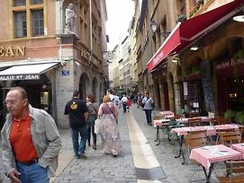 Apartment With One Room In Lyon, With Wonderful City View And Wifi photos Exterior
