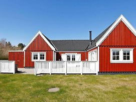 Two-Bedroom Holiday Home In Vejby 5 photos Exterior