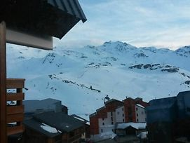 Apartment With One Bedroom In Val Thorens With Wonderful Mountain View And Balcony 20 M From The Slopes photos Exterior