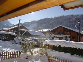 Apartment With 4 Bedrooms In Morzine, With Wonderful Mountain View, Te photos Exterior