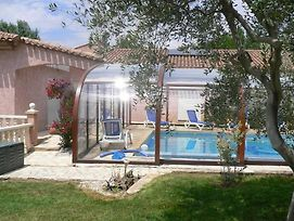 Apartment With 2 Bedrooms In Beziers, With Pool Access, Enclosed Garde photos Exterior