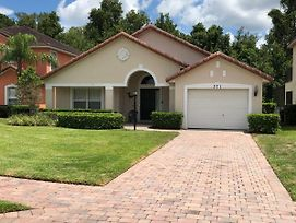 Lovely 4 Bed Home With Prive Pool In Disney Area - Lwr371Mr photos Exterior