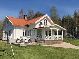 Holiday Home Sollebrunn With Fireplace III photos Exterior